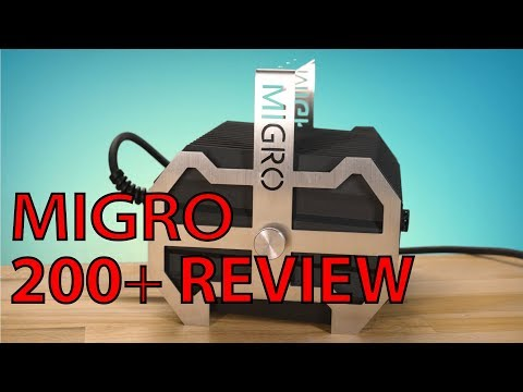 Hands-on Review: Migro 200+