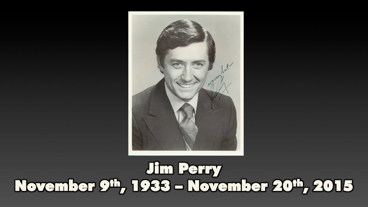 RIP Jim Perry - BuzzerBlog – Your Game Show News Source