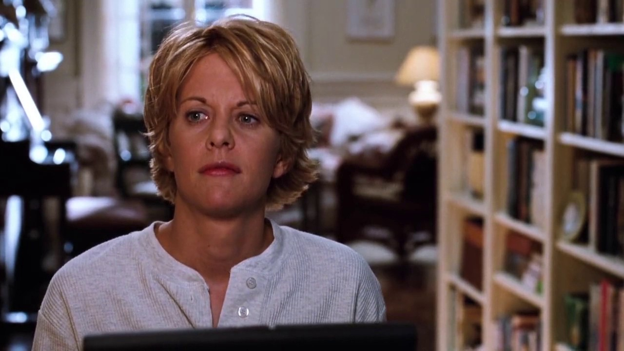 My Favorite Scene From Youve Got Mail 1998 Youtube