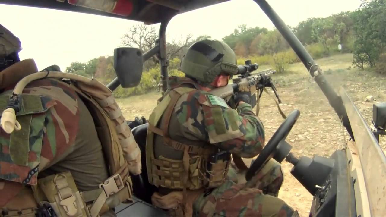 MARSOC conducts Advanced Sniper training - YouTube