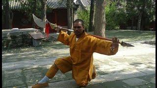 Indian Shaolin Wushu Monk Training AP Tai chi Nellore Karate Training TG Kung-fu