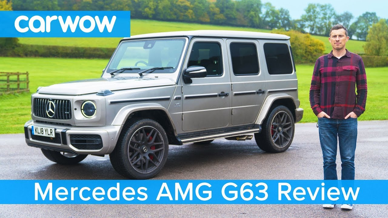 New Mercedes G-Class Review   carwow