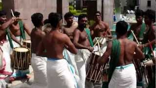 Shingari Melam Performance @ Springfields.MOV