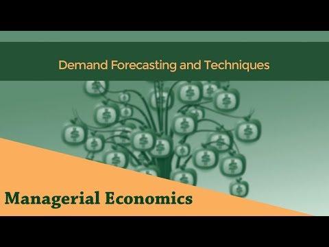 Demand Forecasting   Techniques Of Demand Forecasting