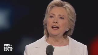 Clinton on national security: Trump can be baited with a tweet