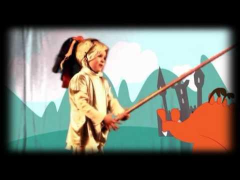 """CANÇÓ + VIDEOCLIP """"La Llegenda de Sant Jordi"""" - AMBAUKA"""