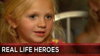 Heroic Kids Doing Good | Acts of Kindness, Heroism & Humanity | REAL LIFE HEROES