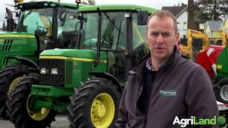 AgriLand spots a 'special' John Deere 6210 SE in McCullagh Machinery