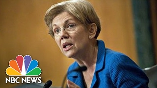 Senator Elizabeth Warren Barred From Senate Debate For 'Impugning' Jeff Sessions | NBC News Free HD Video