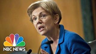 Senator Elizabeth Warren Barred From Senate Debate For