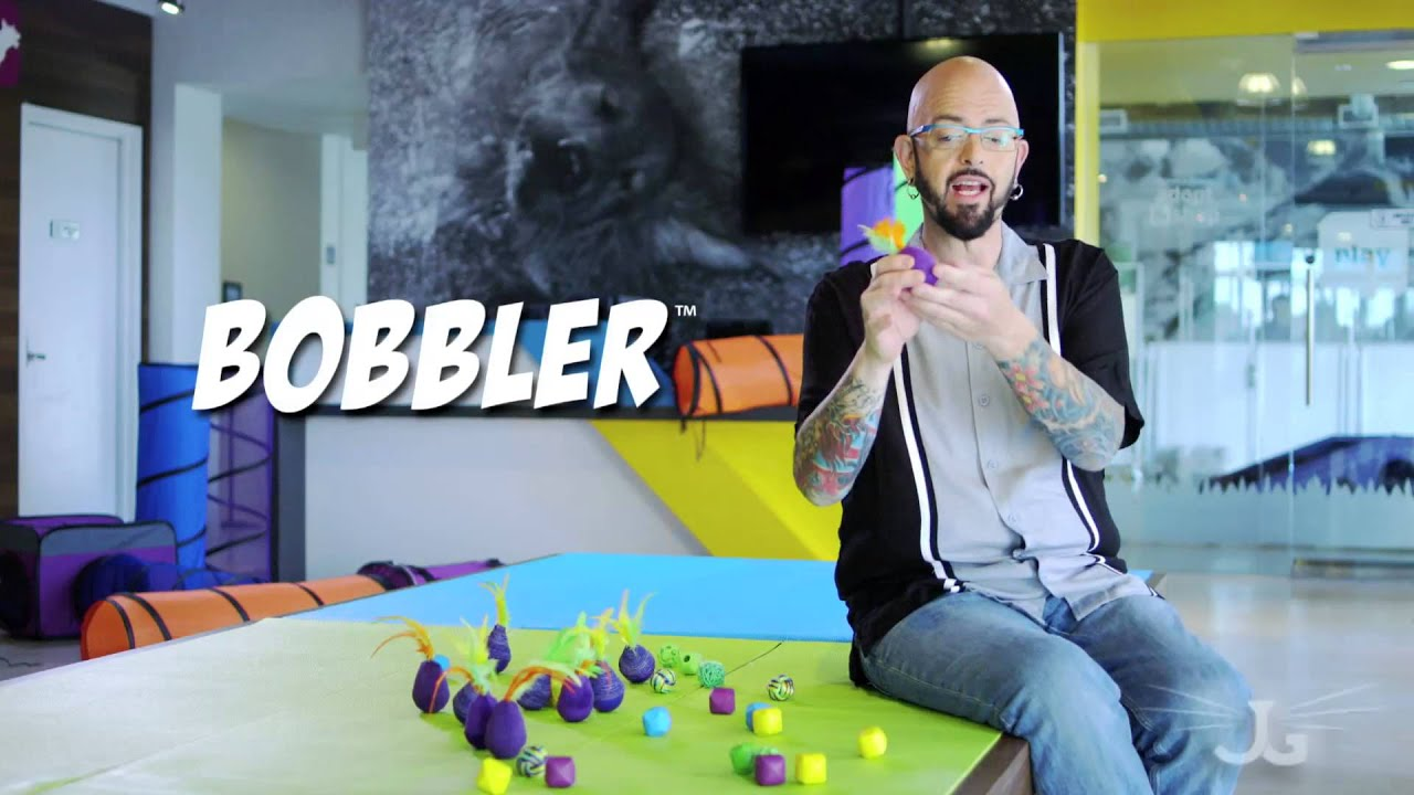 Jackson galaxy collection by petmate cat toys youtube for Jackson galaxy music