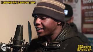Grime Prizefighter Chucky VS Flawzz DVD Clash