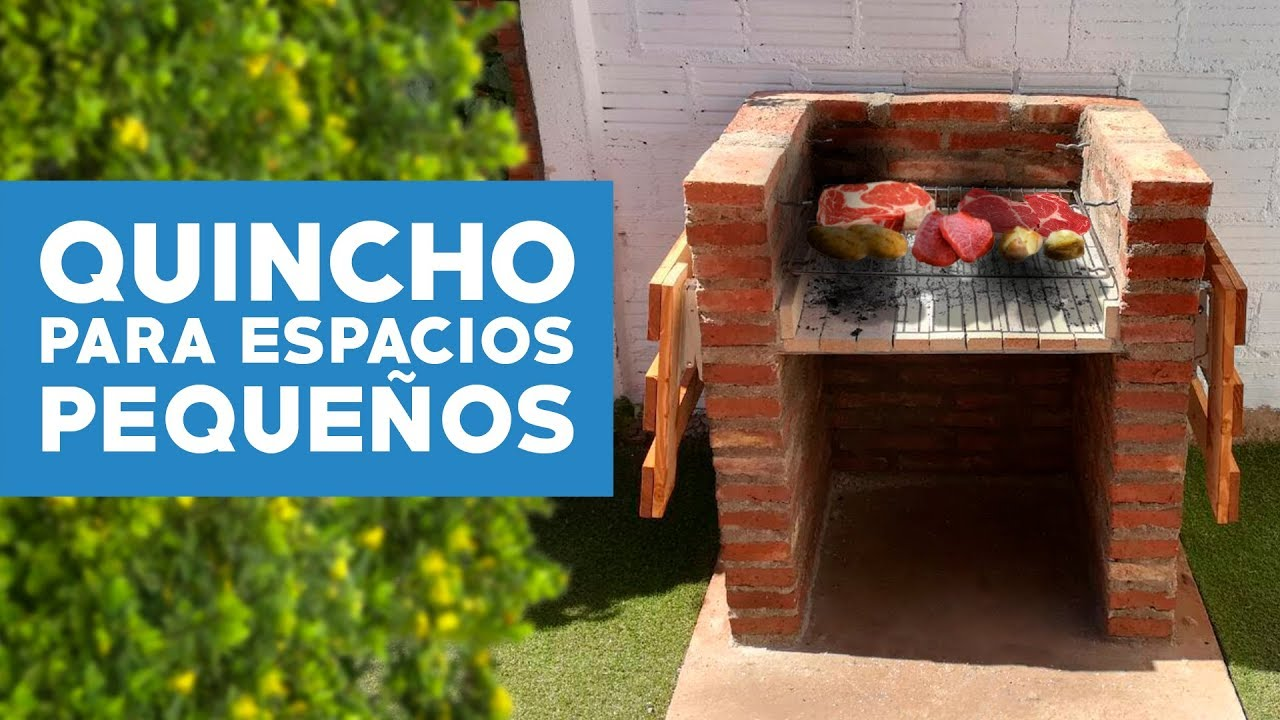 C mo construir un quincho para espacios peque os youtube - Ideas para construir una casa ...