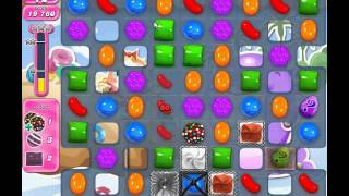 Candy Crush Saga - Level 1634 (No boosters)