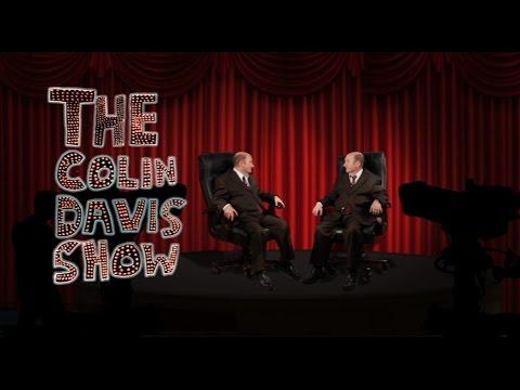 All of You TV Show - The Colin Davis Show - Part 1
