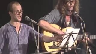 Verlorene Lieder - verlorene Zeiten. Ost-West-Liedermacher. Konzert am 02.Dezember1989.