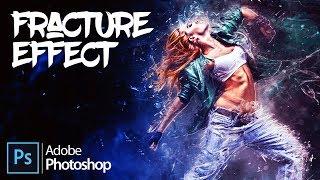 Видеоурок: Фото Эффект Перелома в Фотошопе / Tutorial: Fracture Photo Effect in Photoshop
