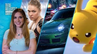 Pokken Tournament, EA Sports UF 2, Need for Speed PC - New Releases