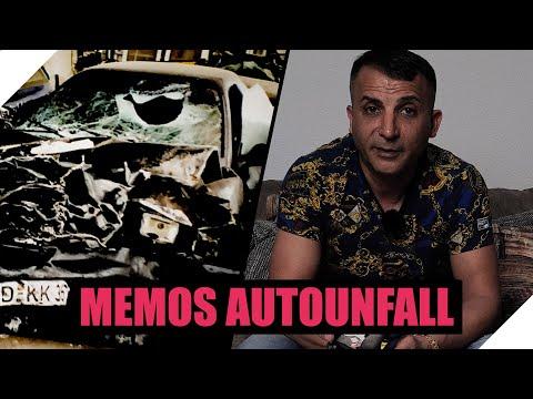 Memo spricht über seinen Autounfall │ UiiiMemo