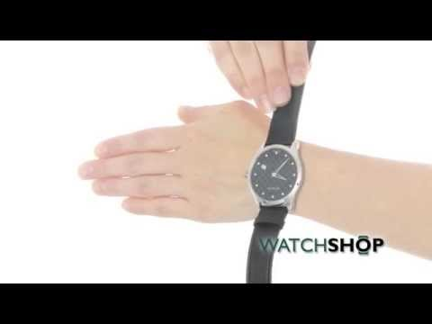 0e16ae984c8 Gucci Ladies  G-Timeless Diamond Watch (YA126305) - YouTube