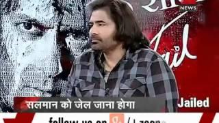 Shafqat Amanat Ali on Zee News LIVE