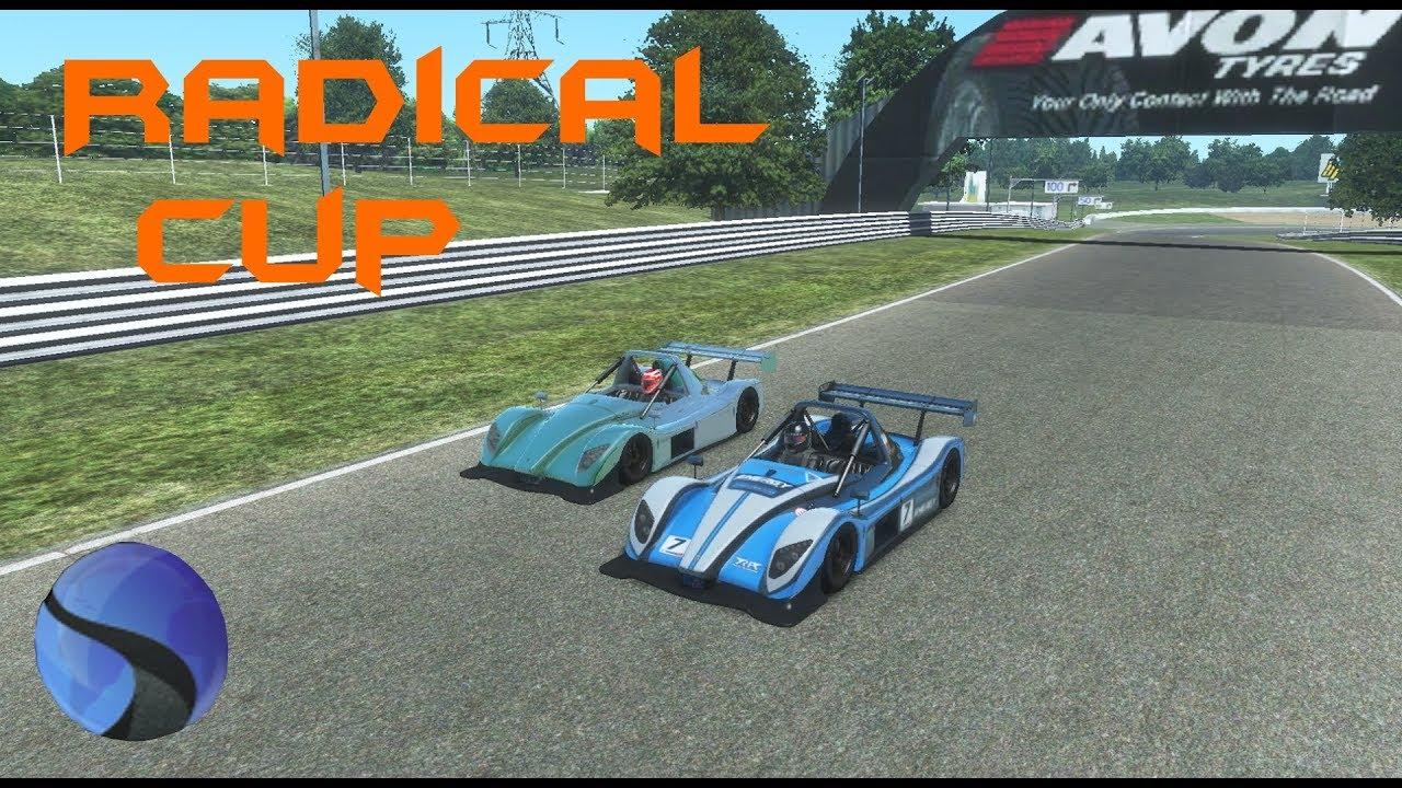 WSR Radical Cup Blackwood Rfactor 2 Race 2
