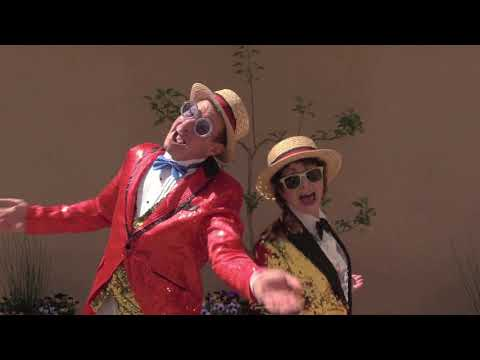 """A Passover Parody  """"We're Still Standing"""" presented by Temple Adat Shalom in Poway, CA"""