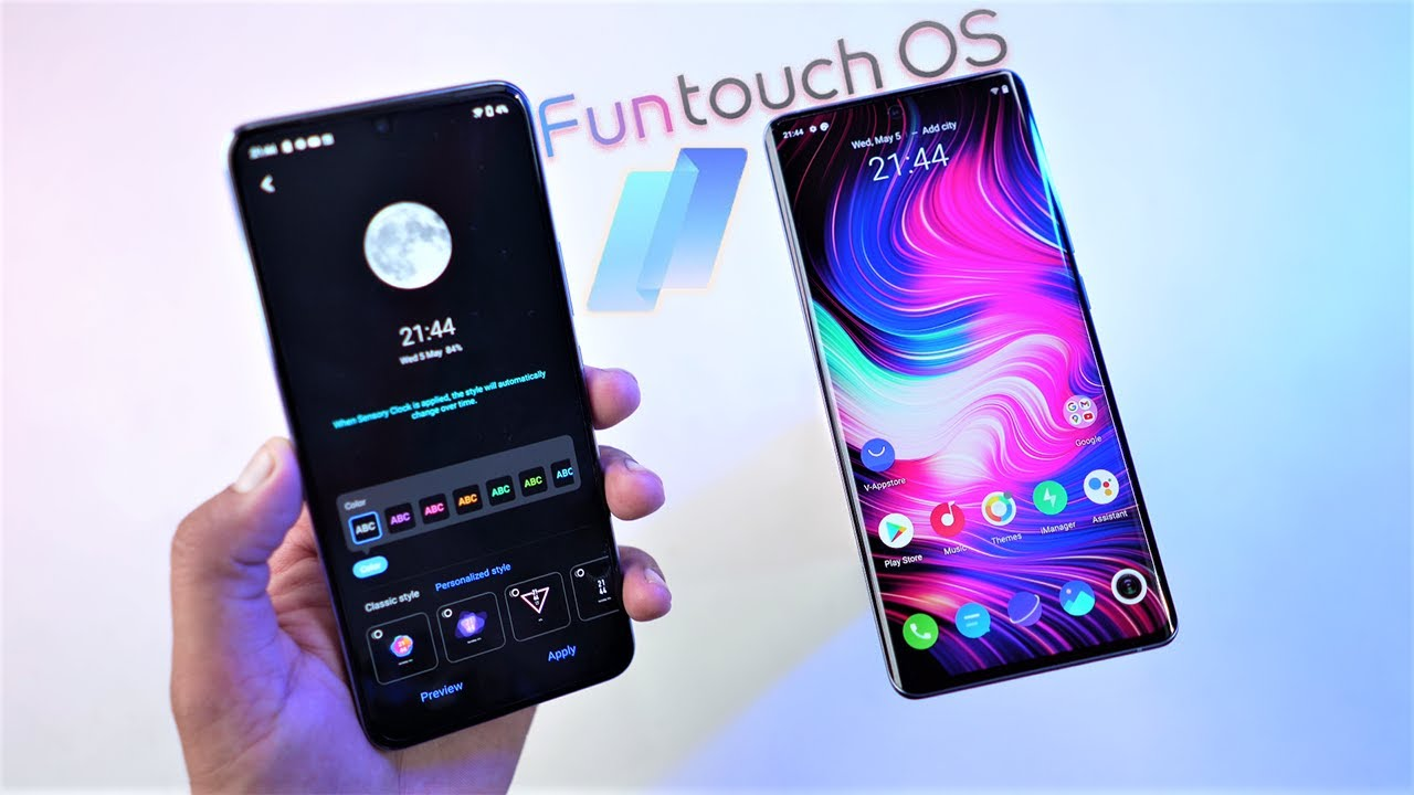 All NEW Changed Funtouch OS !