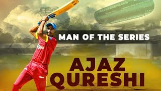 MAN OF THE SERIES - Ajaz Qureshi | Criconn Cup 2021