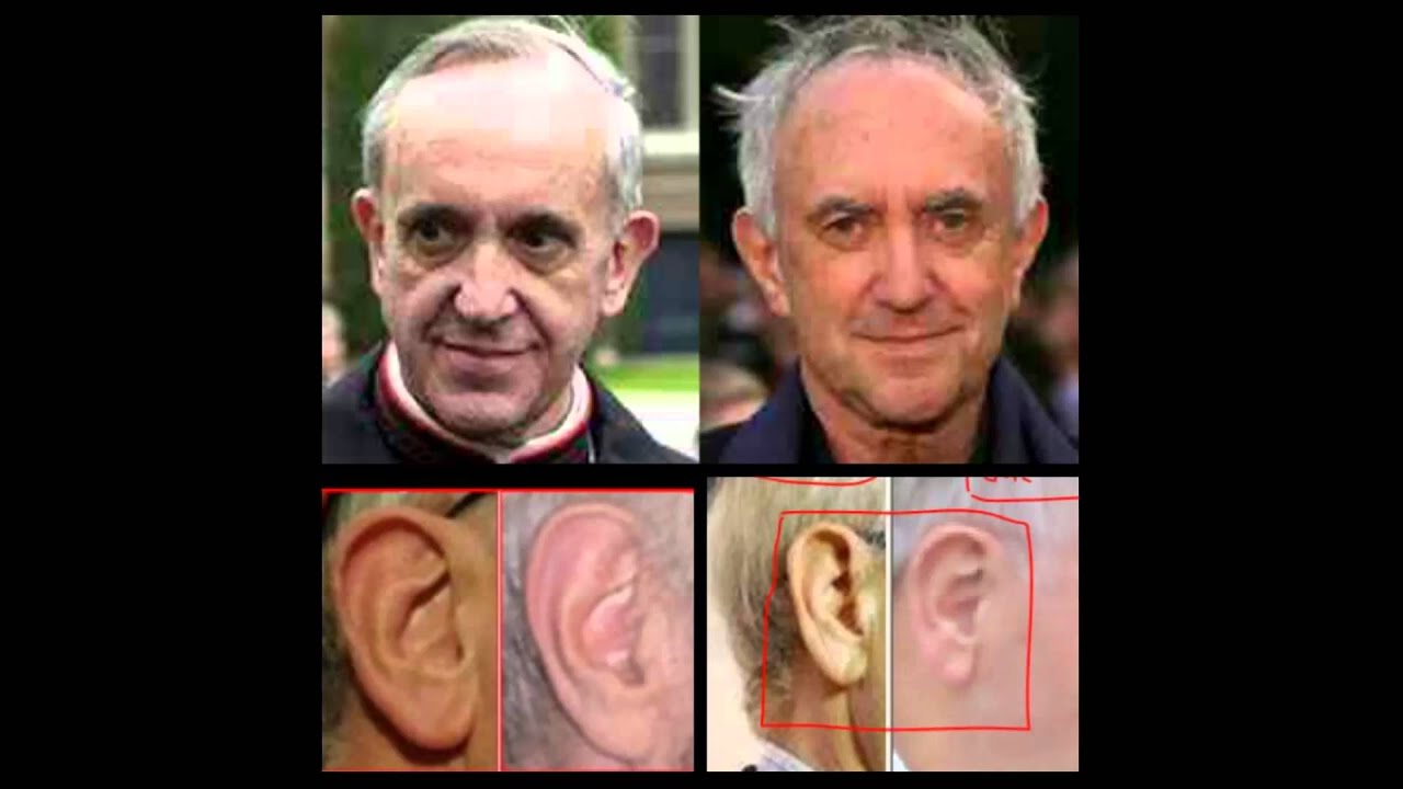 Image result for jonathan pryce pope francis