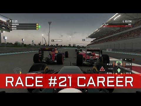 F1 2016 GAME: RACE #21 ABU DHABI | LEUKSTE EN LAATSTE RACE VAN HET SEIZOEN  | NEDERLANDS/DUTCH!