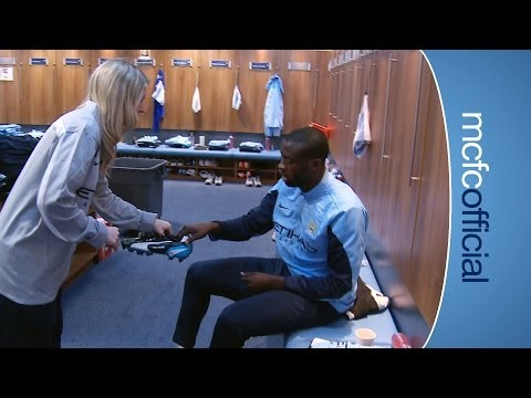 NICOLA JOINS THE KIT MEN | City Today Special | Part 1