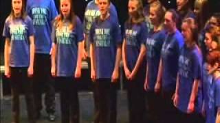 Showbiz Academy - Seasons Of Love - Ashford & Folkestone - Thank You For The Musicals 2010