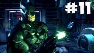 Batman Arkham Knight - Part 11 - The Cloudburst! (Gameplay Walkthrough)