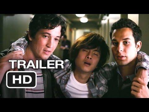 21 & Over Trailer #2 (2013) - Skylar Astin Movie HD