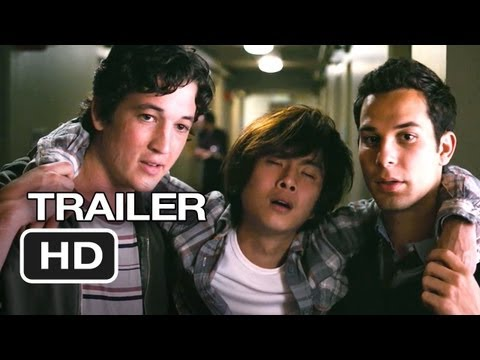 21 & Over Trailer #2 2013  Skylar Astin Movie HD