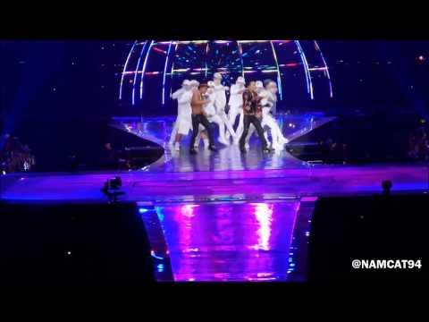Fancam GD X Taeyang - Good Boy & Fantastic Baby at MAMA2014
