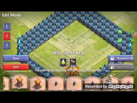 Castle Clash: TH 19 Bases