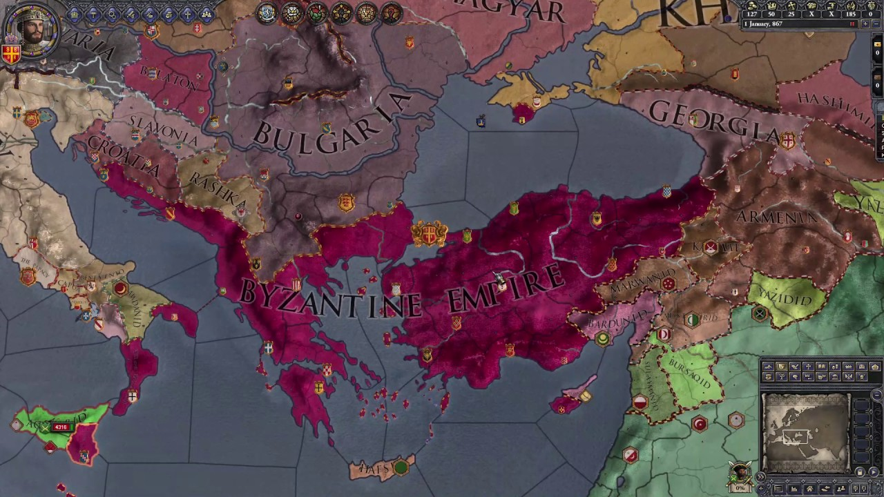 How to Successfully Cheat in CK2