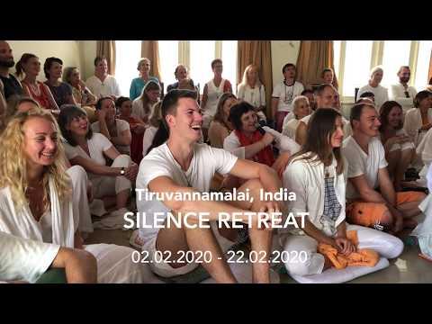 Spiritual Meditation Retreat At The Center Of The Universe - Tiruvannamalai, India 2020