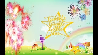 Twinkle Twinkle Little Star | Music for Children with Autism | Kids Songs