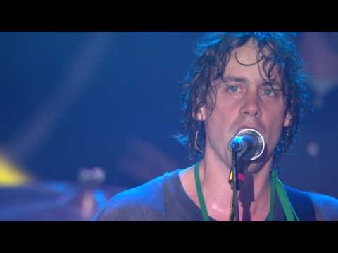 Razorlight Performing  Before I Fall to Pieces  at the Isle of Wight Festival 2017