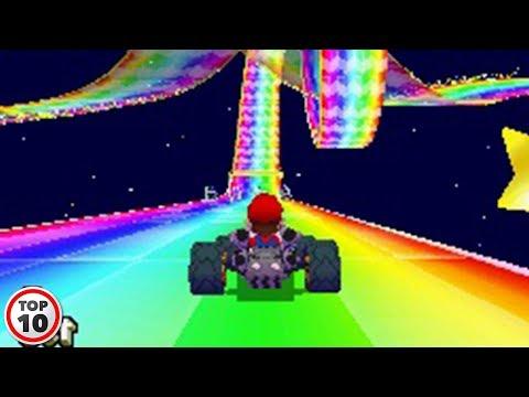 Top 10 Mario Kart Tracks