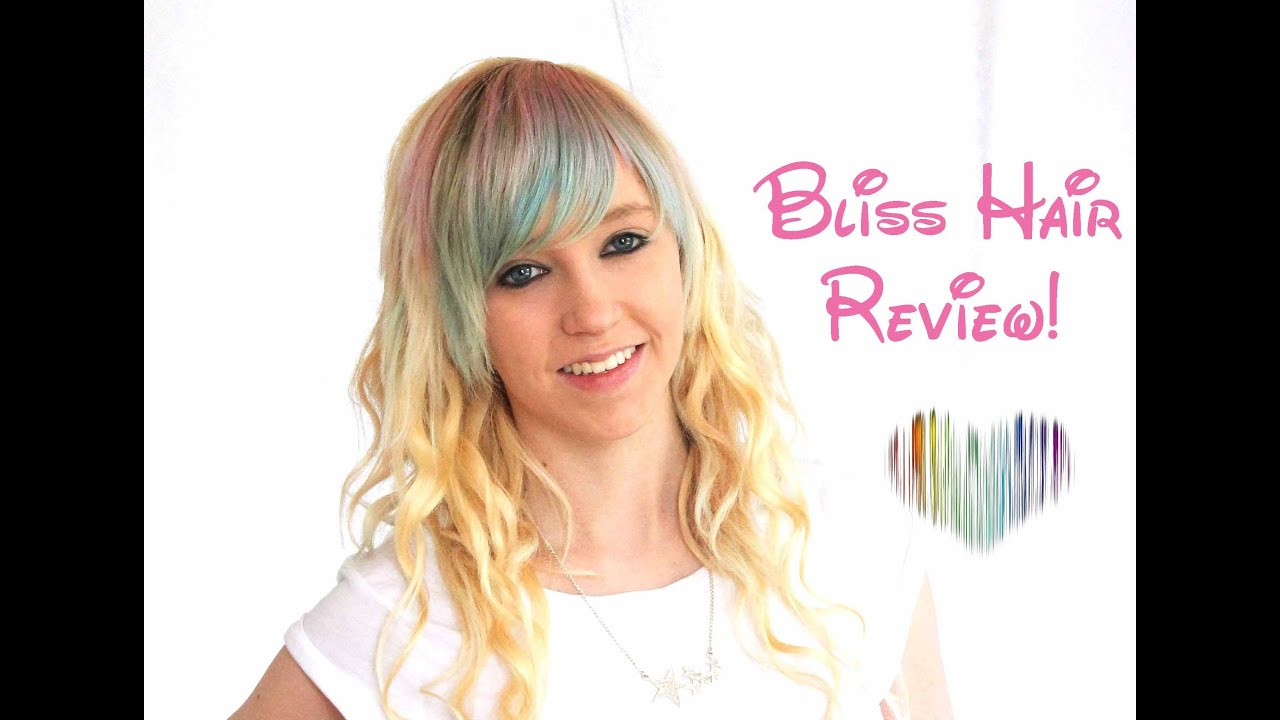 Bliss Hair Extensions Review Youtube