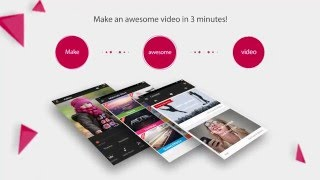 videoshow the best all in one video editor app promotional video version 6 4 0