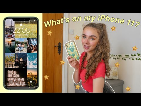 what's-on-my-iphone-11?-+-mini-review!-|-2020