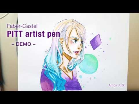 Faber-Castell PITT artist
