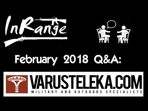 February 2018 Q&A - Varusteleka  *Explicit Language*