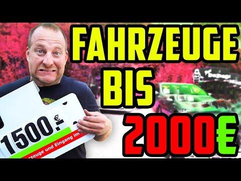 Gebrauchtwagen bis 2000€! - Problematik & Alltag - So läuft's bei Degenhardts Autos!