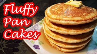 THE SECRET TO CREAMY FLUFFY PANCAKES!!!